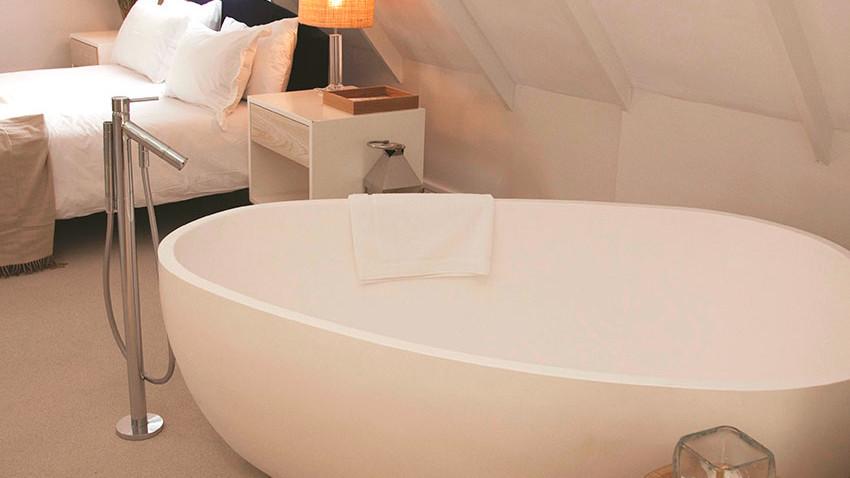 Harbour House Bathroom - Bespoke Bathrooms
