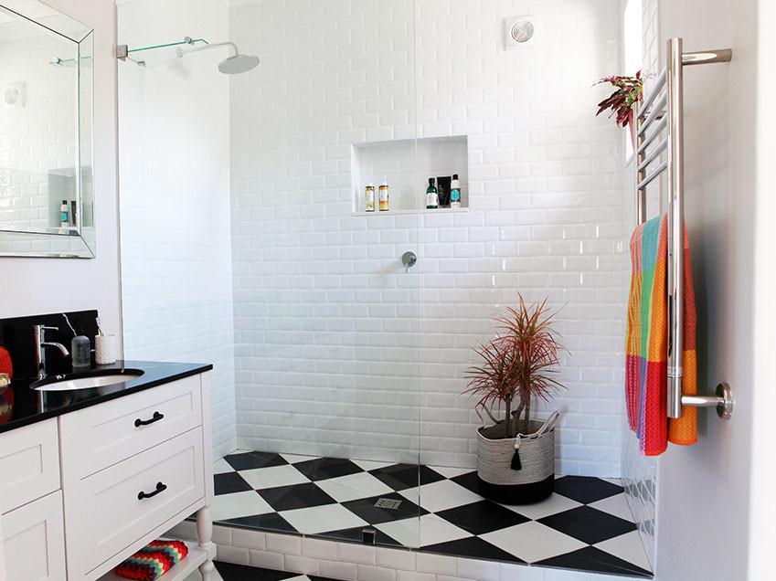 House Clegg Main Bathroom - Bespoke Bathrooms