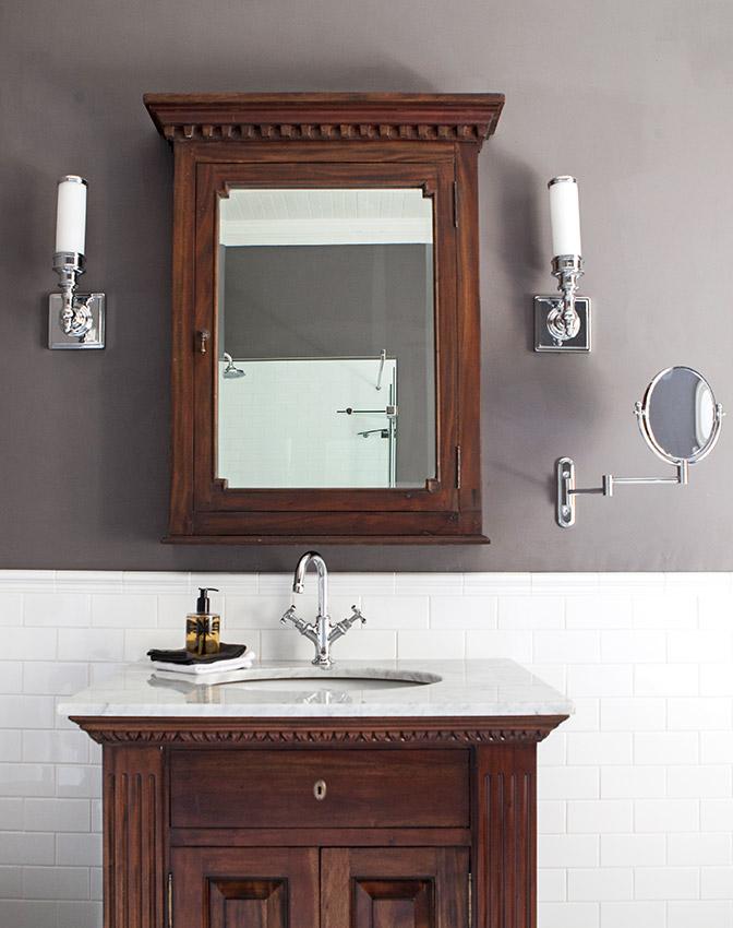 House De Grendal boy's bathroom vanity - Bespoke Bathrooms