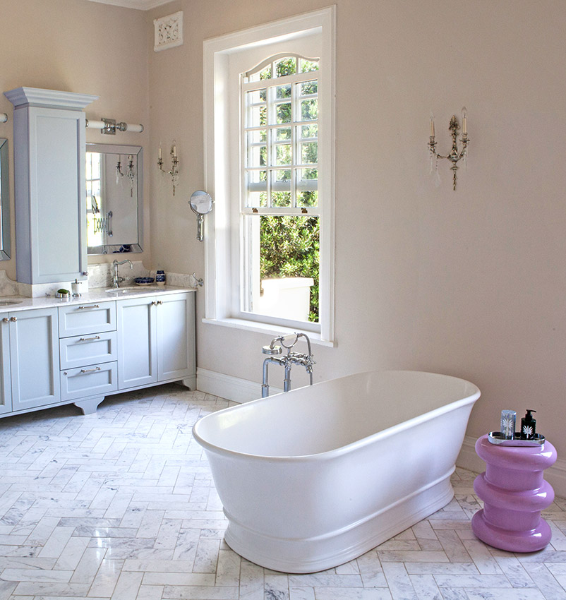 House De Grendal main en suite - Bespoke Bathrooms