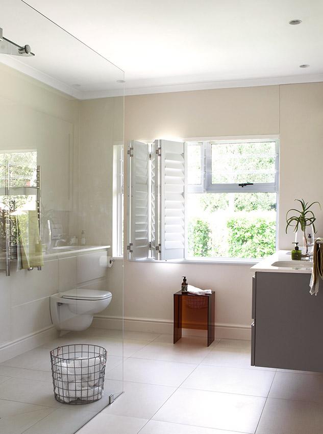 House Galloway main en suite - Bespoke Bathrooms
