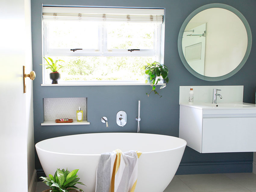 House-Galloway Guest Bathroom - Bespoke Bathrooms