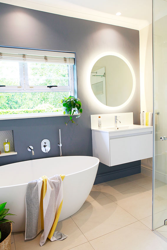 House-Galloway Guest Bathroom - Bespoke Bathrooms