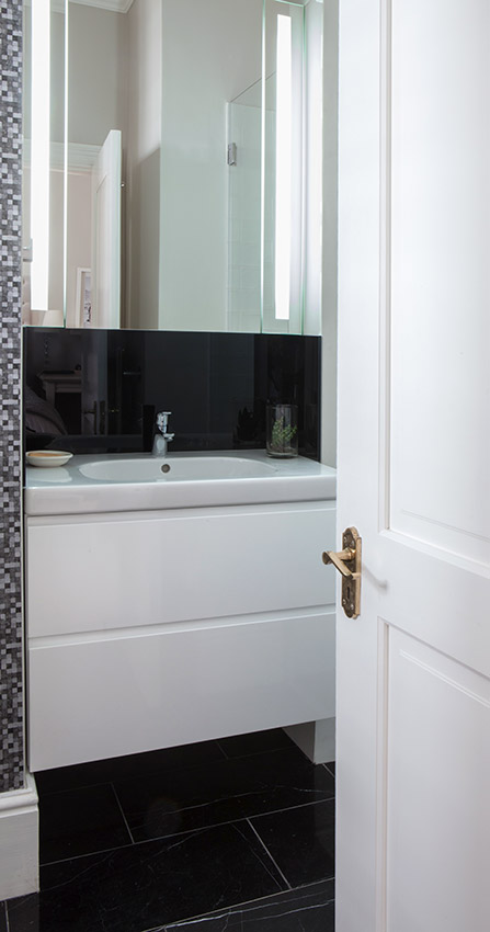 House Lilford kid's en suite - Bespoke Bathrooms