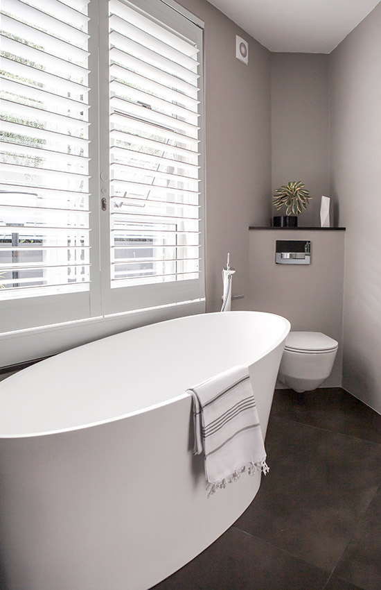 House Pecego Bath Portrait - Bespoke Bathrooms