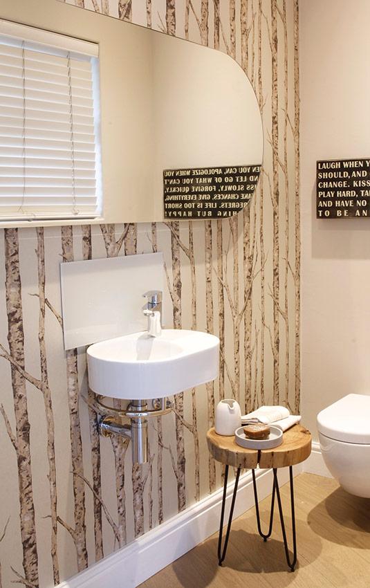 House Welgedacht - Guest Bathroom - Bespoke Bathrooms