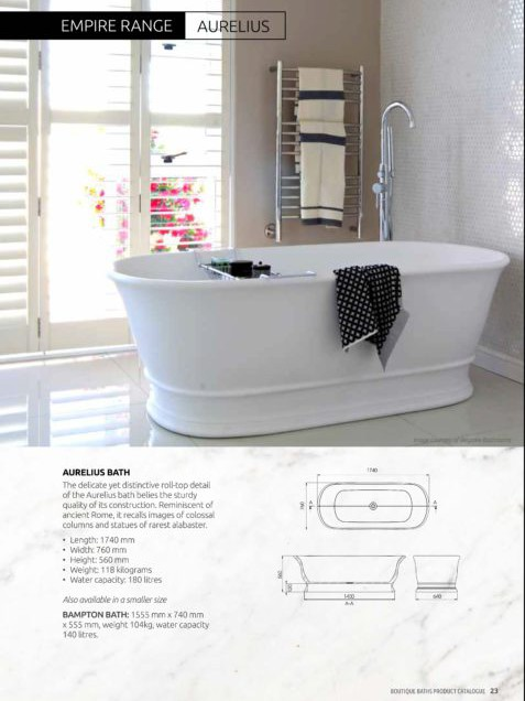 Boutique Baths-Bespoke-Bathrooms