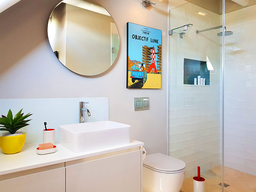 De Villiers Kids Bathroom - Bespoke Bathrooms