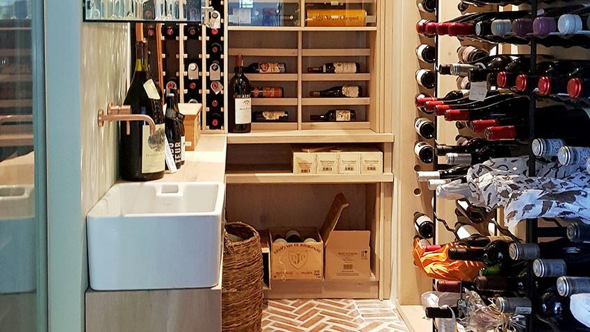 De Villiers Wine Cellar - Bespoke Bathrooms