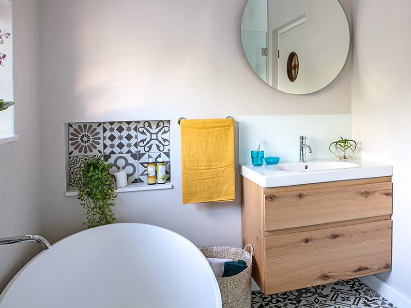 House Sonemann vanity - Bespoke Bathrooms