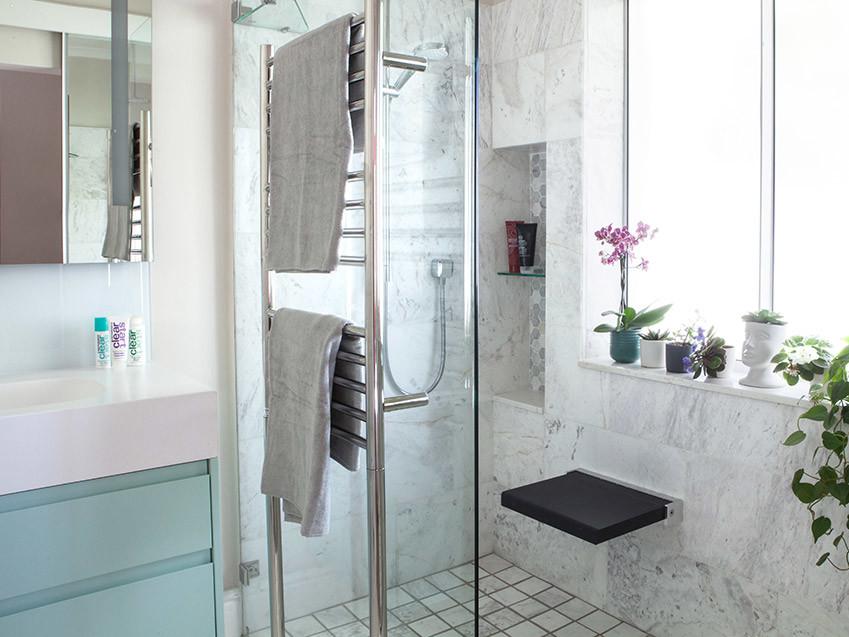 House Whitelock Shower - Bespoke Bathrooms