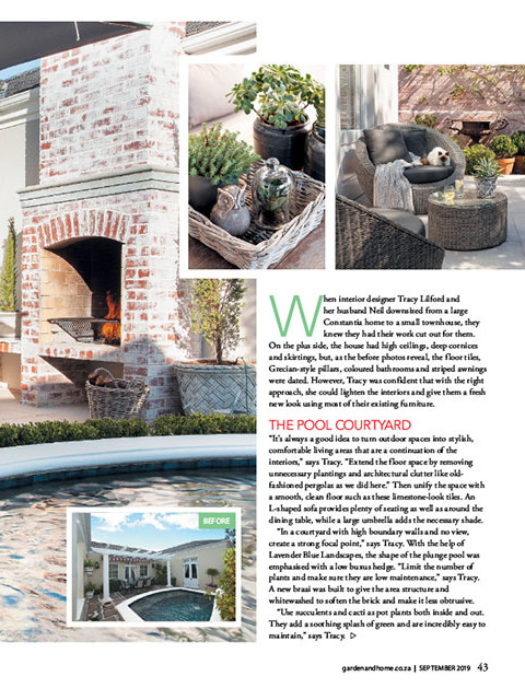 Garden & Home -September 2019 - Pg43