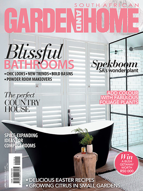 Garden & Home - April 2020 - Cover