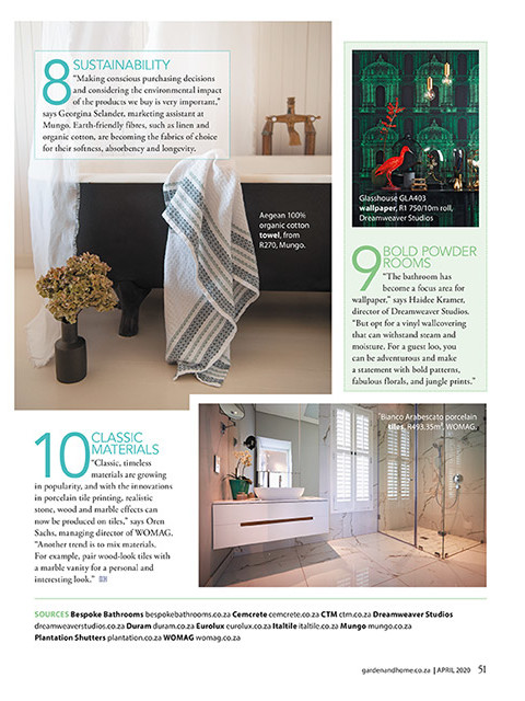 Garden & Home - April 2020 - Pg50