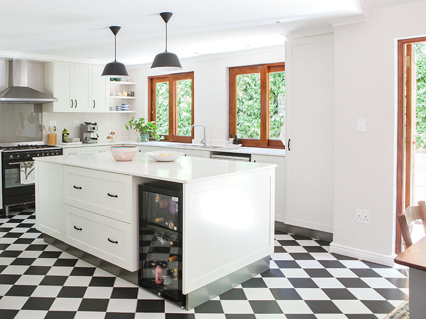 House Clegg Kitchen - Bespoke Bathrooms