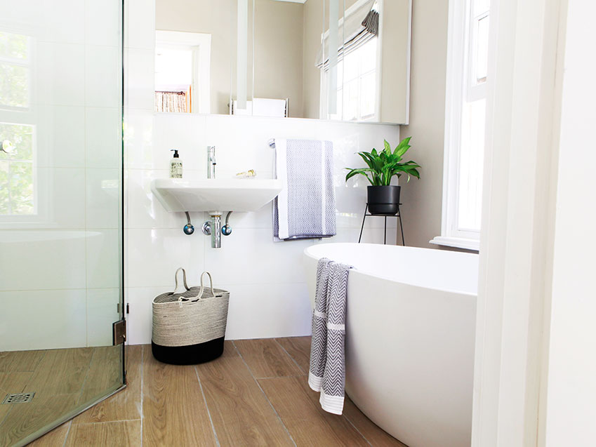 Apartment Wilkinson Bathroom - Bespoke Bathrooms