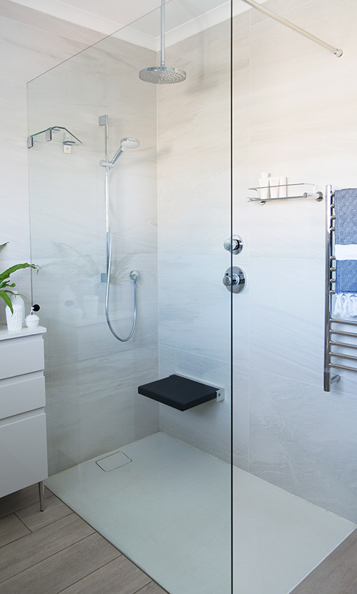House Alves Shower - Bespoke Bathrooms