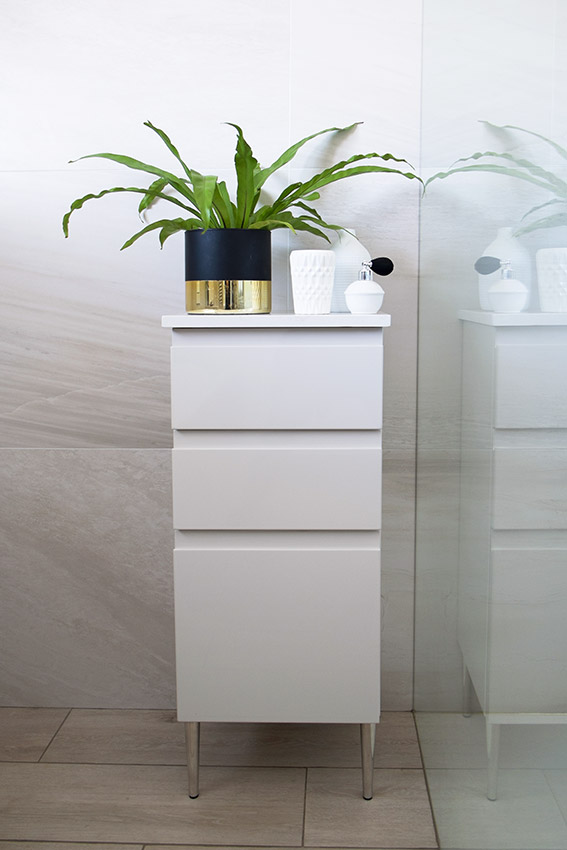 House Alves Main Bathroom Vanity - Bespoke Bathrooms