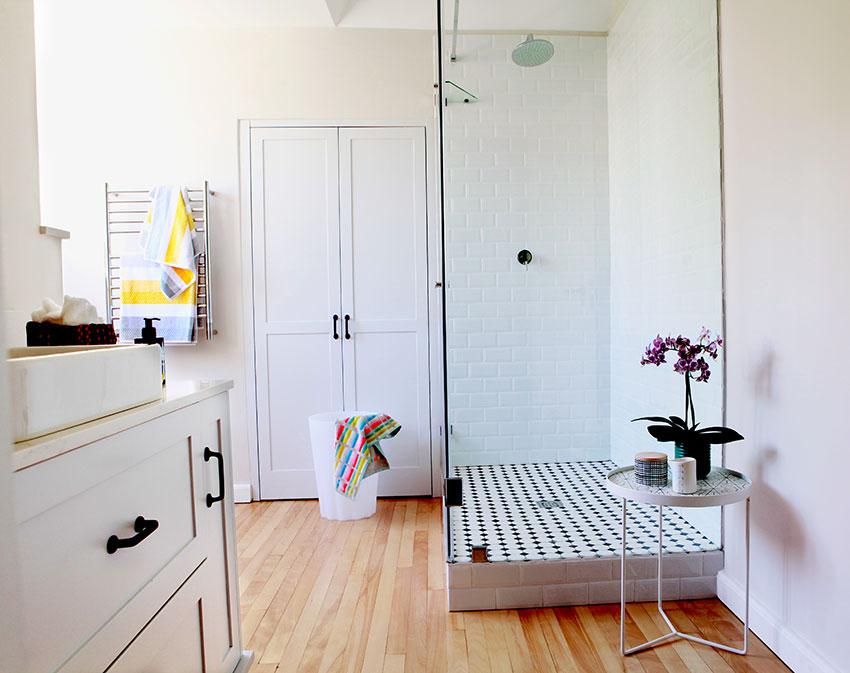 House Clegg Kids Shower - Bespoke Bathrooms