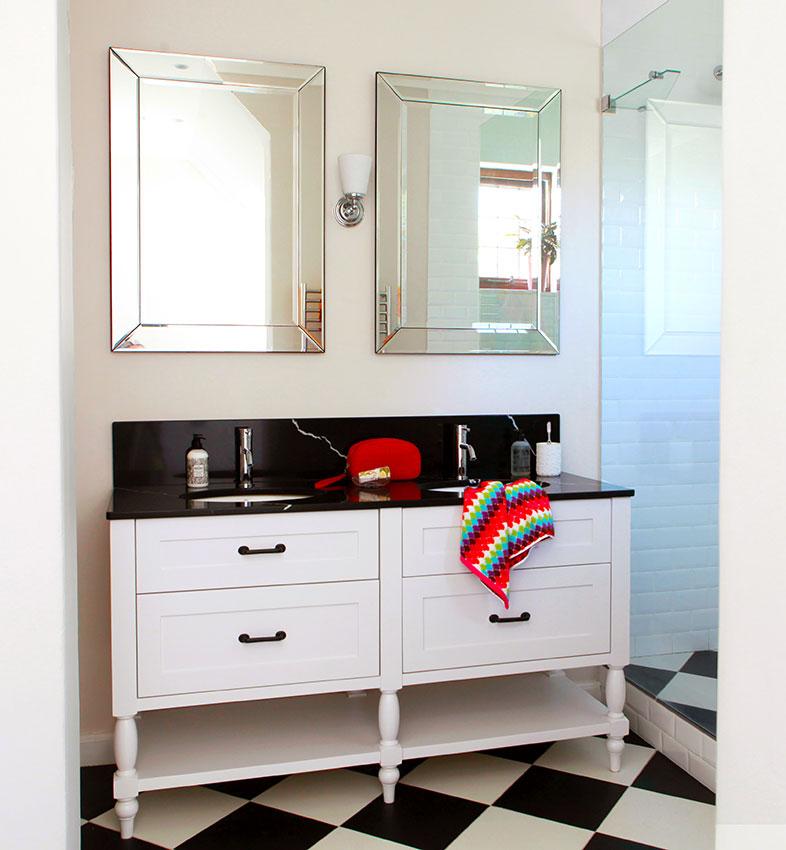 House Clegg Main Basin - Bespoke Bathrooms