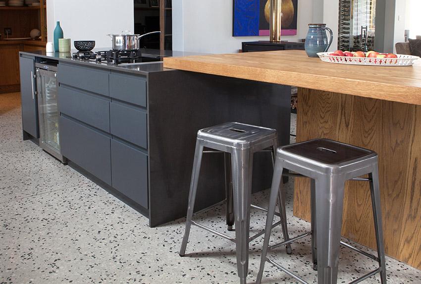 House De Villiers kitchen - Bespoke Bathrooms