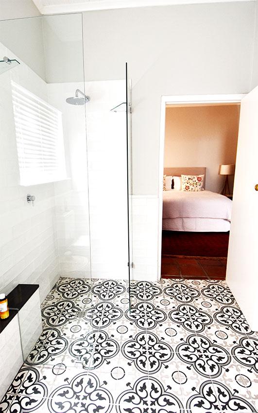 House de Villiers Arniston 2 Shower - Bespoke Bathrooms