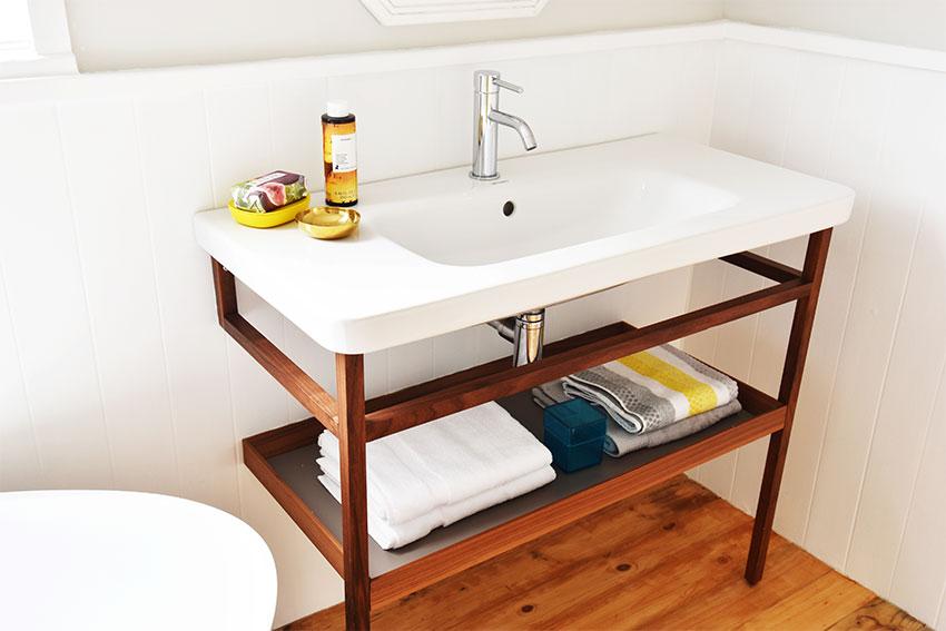 House de Villiers Arniston 3 Basin - Bespoke Bathrooms