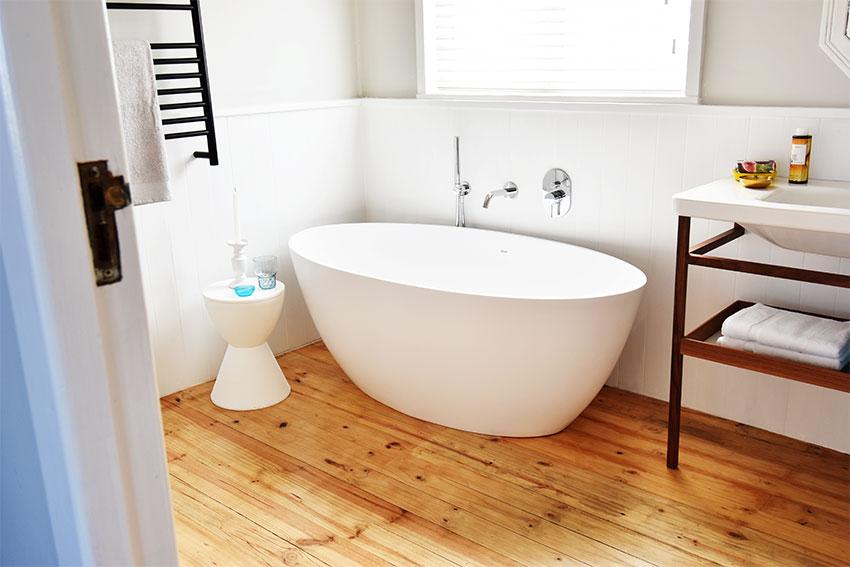 House de Villiers Arniston 3 Bath - Bespoke Bathrooms