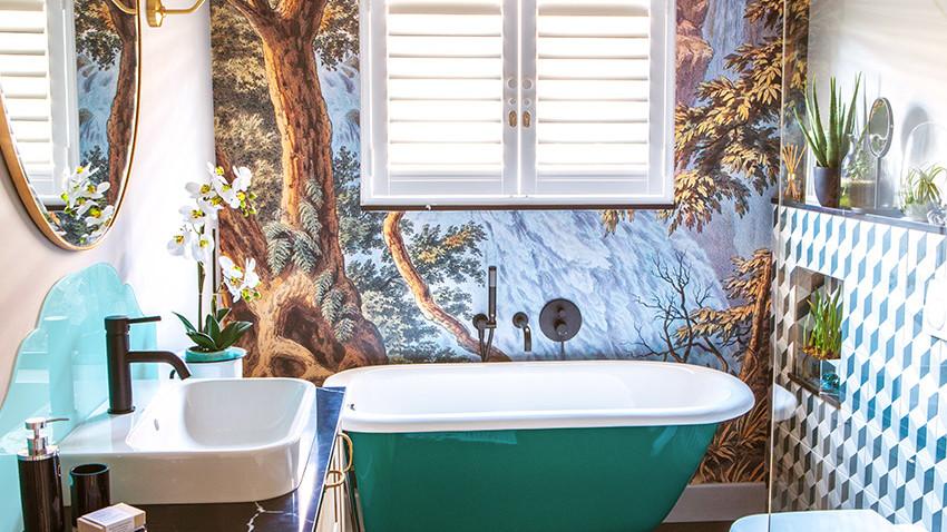 House Jarrett Main Bathroom - Bespoke Bathrooms