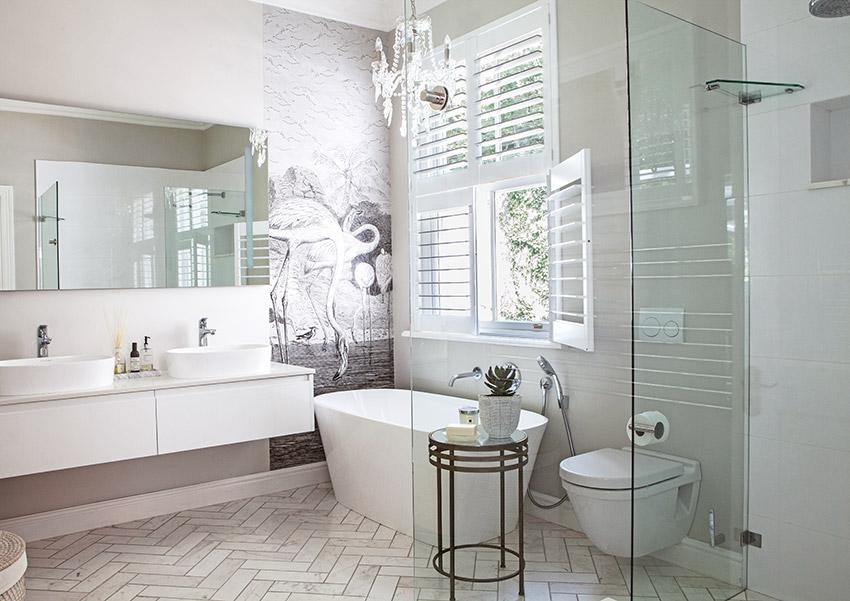 House Lilford main en suite - Bespoke Bathrooms