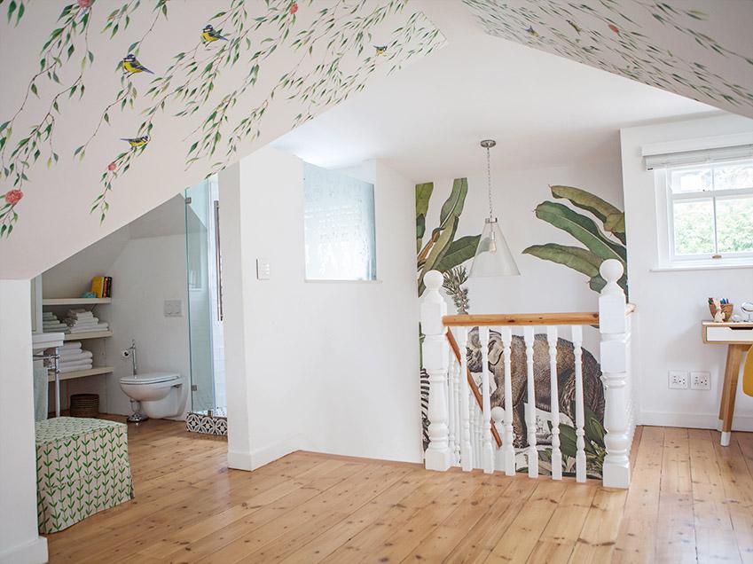 House Podems Gemmas Bathroom Loft - Bespoke Bathrooms
