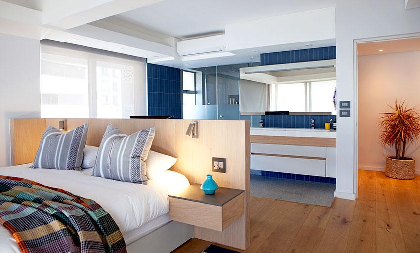Three Anchor Bay Main Bedroom - Bespoke Bathrooms