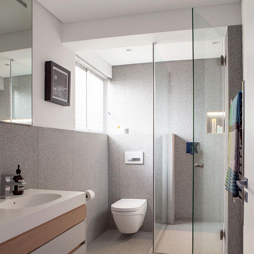 Three Anchor Bay Guest Bathroom - Bespoke Bathrooms
