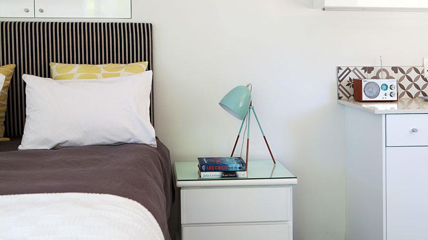 Apartment Friedman Bedroom - Bespoke Bathrooms