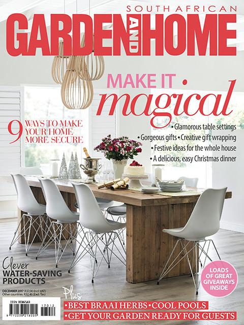 Garden and Home Dec 2017 - Bespoke Bathrooms