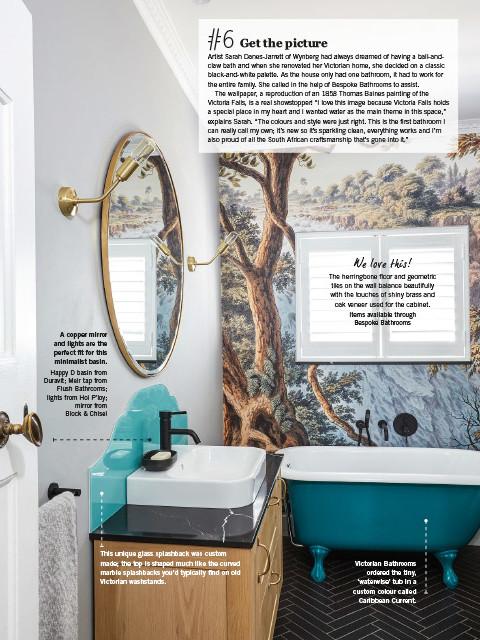 Home Bathrooms pg 42 - Bespoke Bathrooms