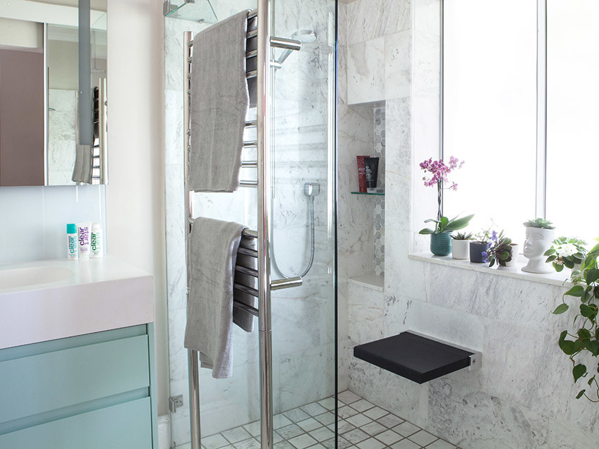 House Whitelock Shower - Bespoke Bathrooms