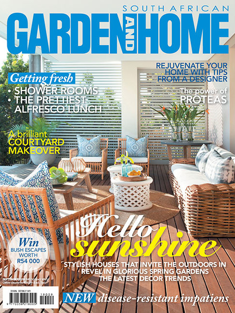 Garden & Home -September 2019 - Cover