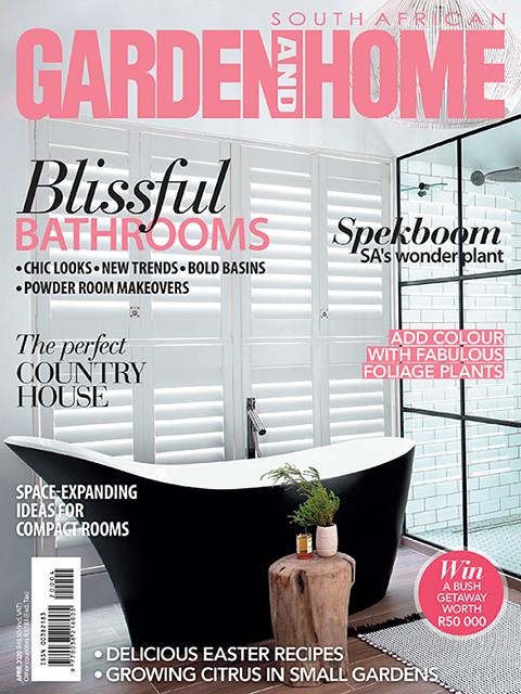 Garden & Home - April 2020 - Cover