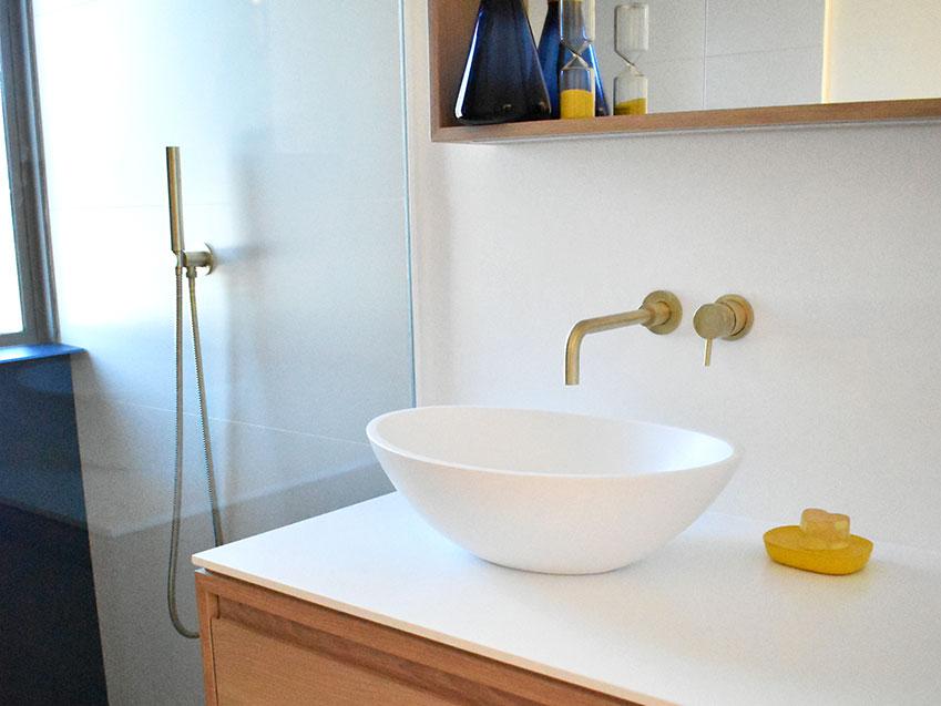 Van Steensel Guest Bathroom - Bespoke-Bathrooms