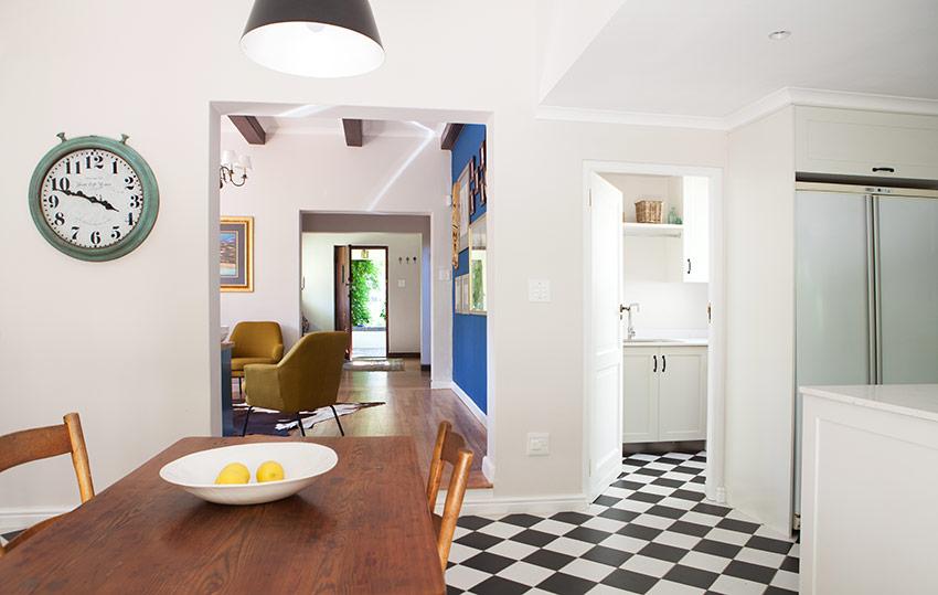 House Clegg Kitchen and Front Door - Bespoke Bathrooms