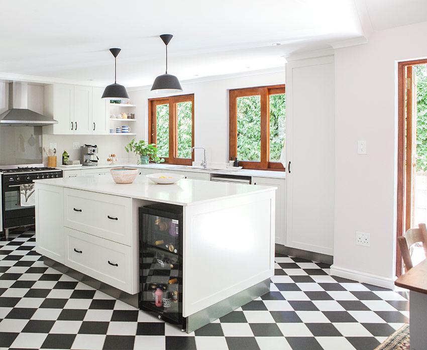 House Clegg Kitchen Island - Bespoke Bathrooms