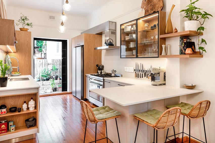 Apartment Kennedy Kitchen Peninsula