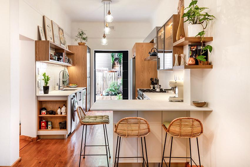 Apartment Kennedy Kitchen