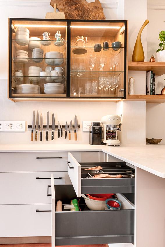 Apartment Kennedy Kitchen Storage