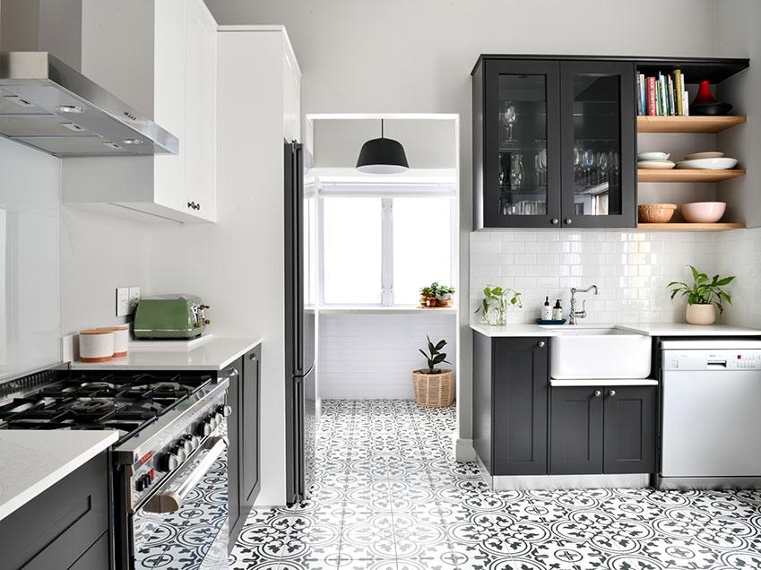 House De Jager Kitchen